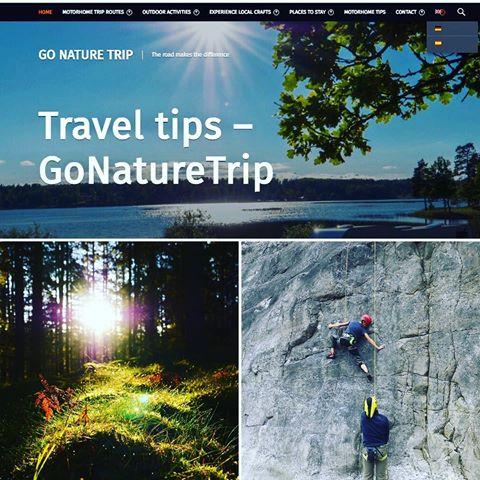 Travel tips motorhome