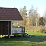 autumn picture at Lillstugan