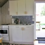 kitchenette for two people