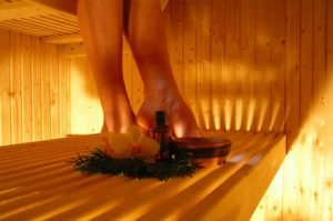sauna package