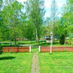 utsikt stugan Skogsviol